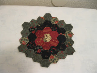 Hexagons for show