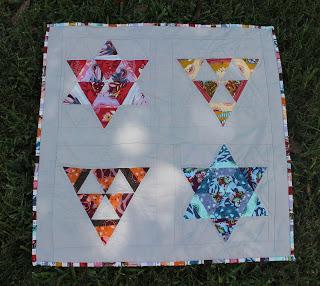Tutorial: Making binding from selvedge