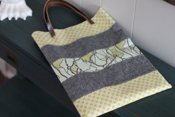 Tote Bags {Finishes for Friday}