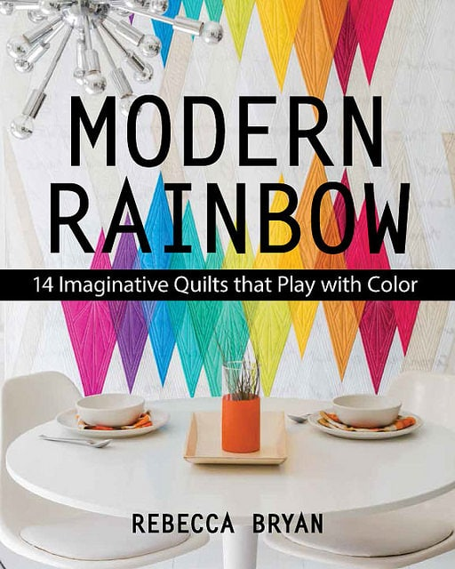 Modern Rainbow {Book Cover}