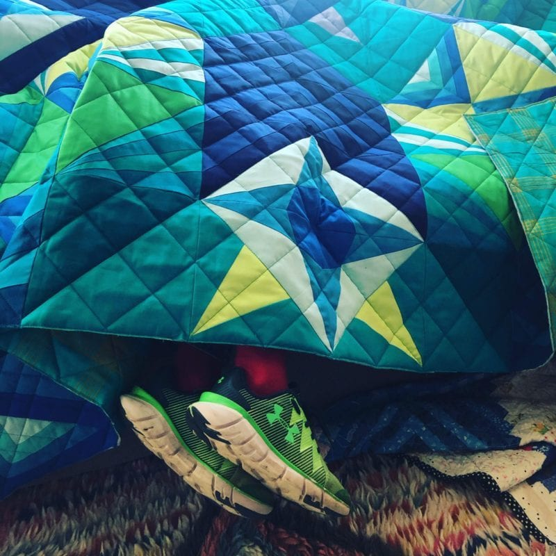 Stargazer BOM, Bryan House Quilts