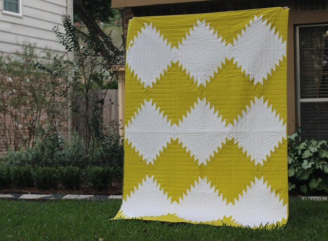 Introducing the Trilobite Quilt and Pattern