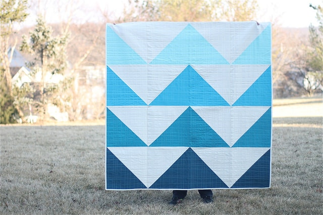 Big Geese Quilt {Tutorial}