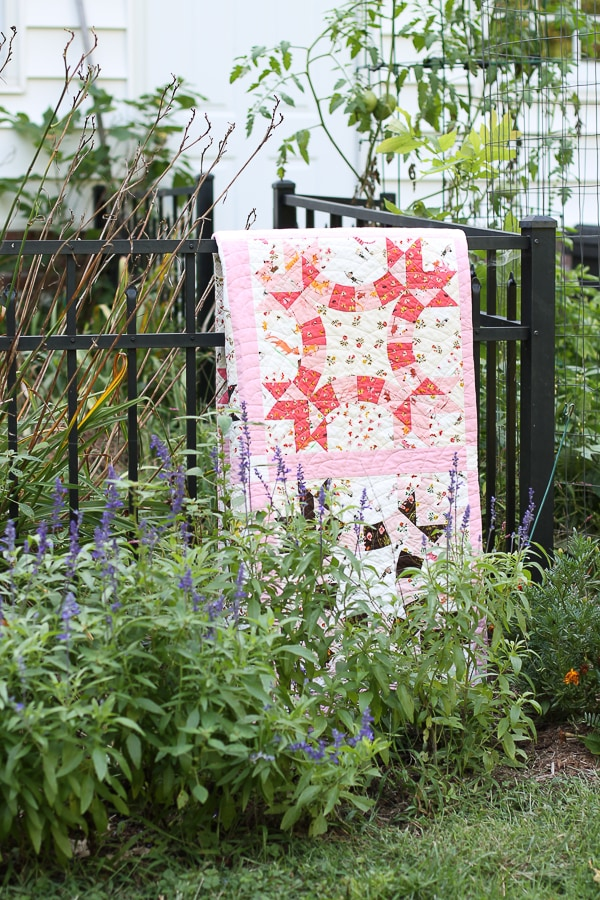 The BFF Quilt {New Pattern}