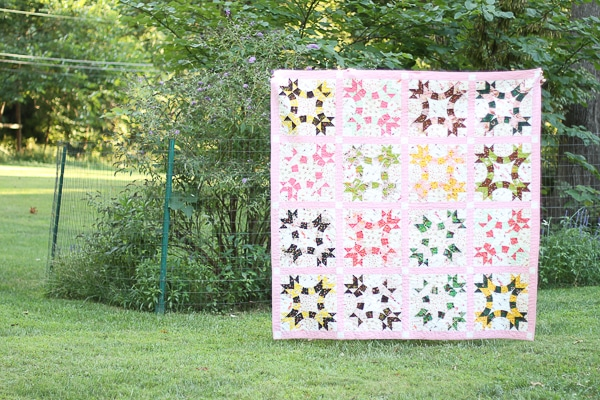 The BFF Quilt {New Pattern} : tiger lily quilt shop - Adamdwight.com