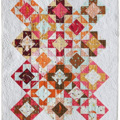 Introducing the Vera Quilt and Pattern {Finish!}