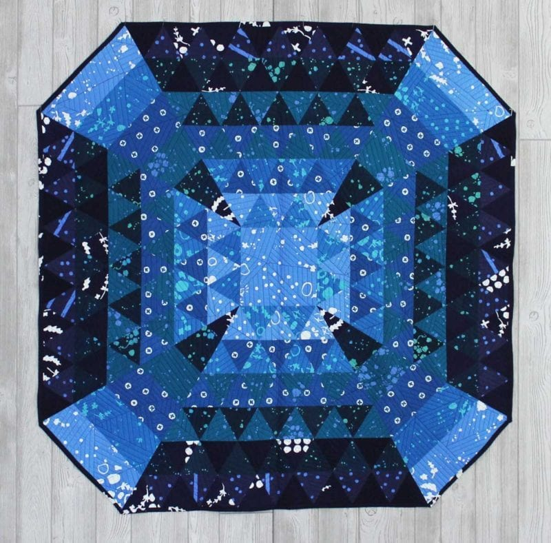 Bulletproof Quilt and Pattern