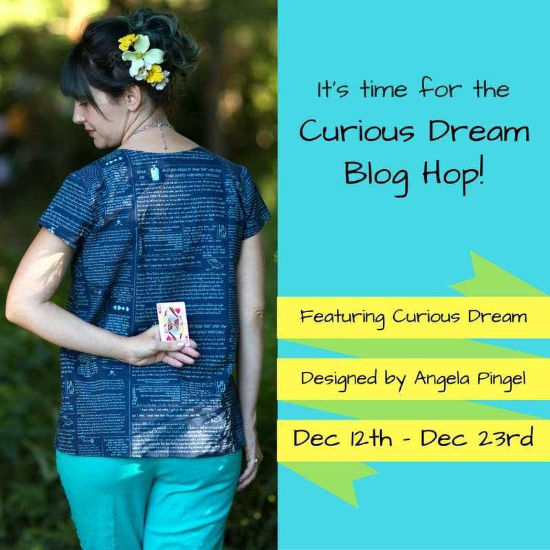 Curious Dream {Blog Hop and Giveaway!}