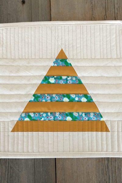 Triangle in a Square {Tutorial}