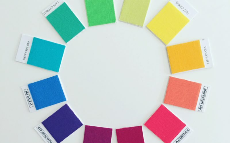 Playful Color Theory: Your Personal Color Wheel