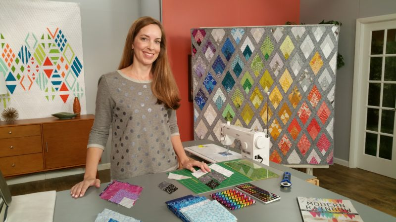 Fresh Quilting Episode 111 – Color Play!
