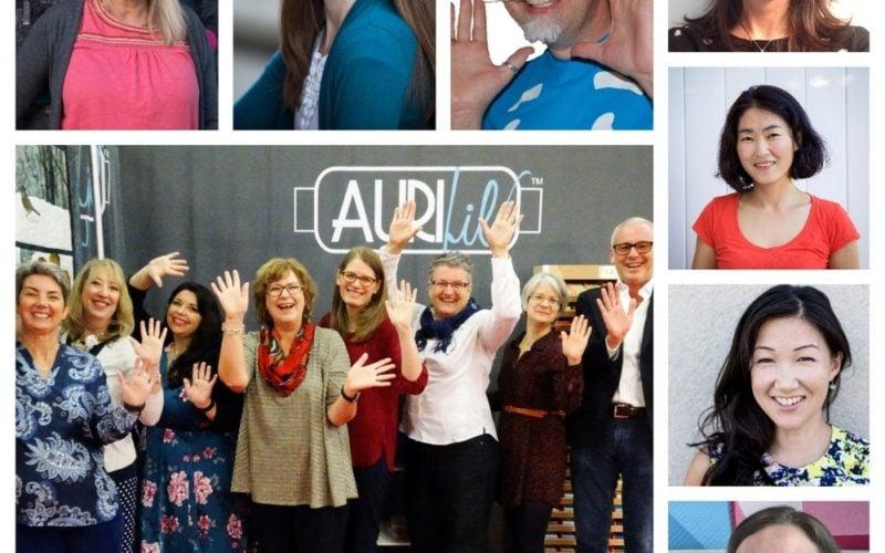 2018 Aurifil Design Team