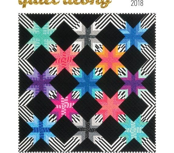 Announcing the Feathered Star – Summer 2018 Quilt Along