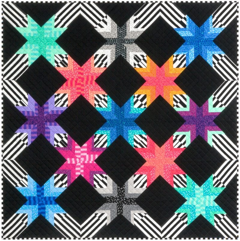 Feathered Star Quilt Along