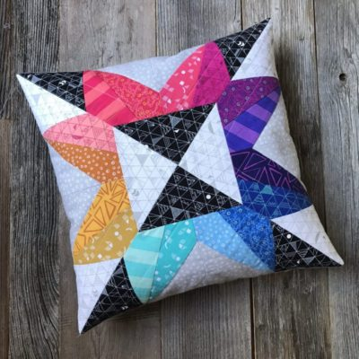 New Free Colorful Pattern! Rainbow Jacks