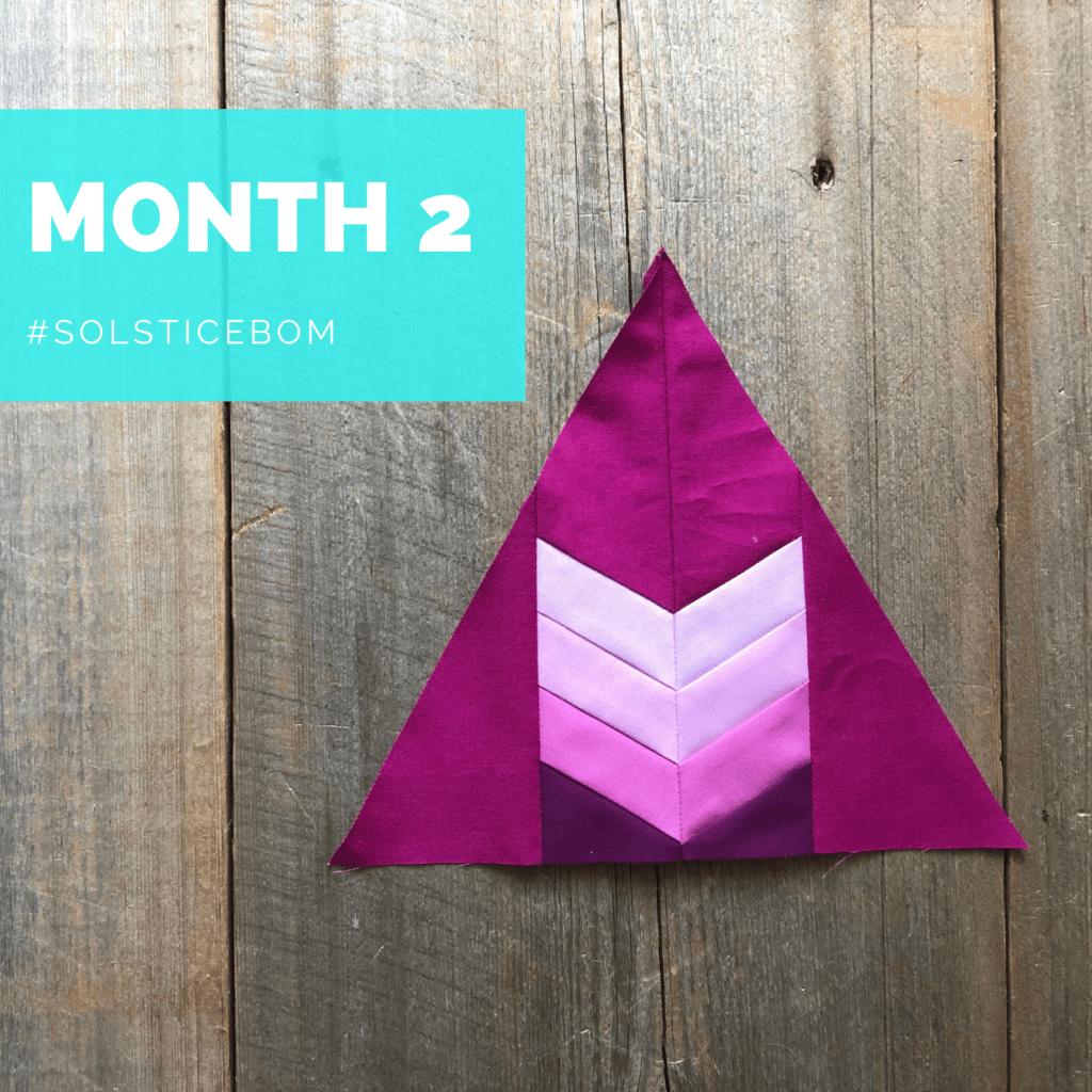 Solstice BOM Month 2